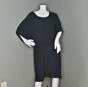 NWT Mamalicious Maternity Black Nursing Dress